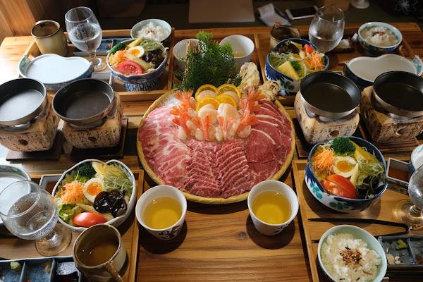 萩椛牛かつ專門店-高檔牛肉配天使紅蝦和干貝   首創無敵大海陸4人套餐吃飽飽