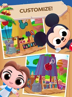 Disney Getaway Blast Screenshot