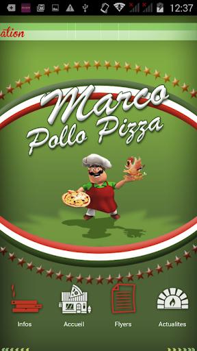 Marco Pollo Pizza