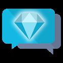 CrystalChat icon
