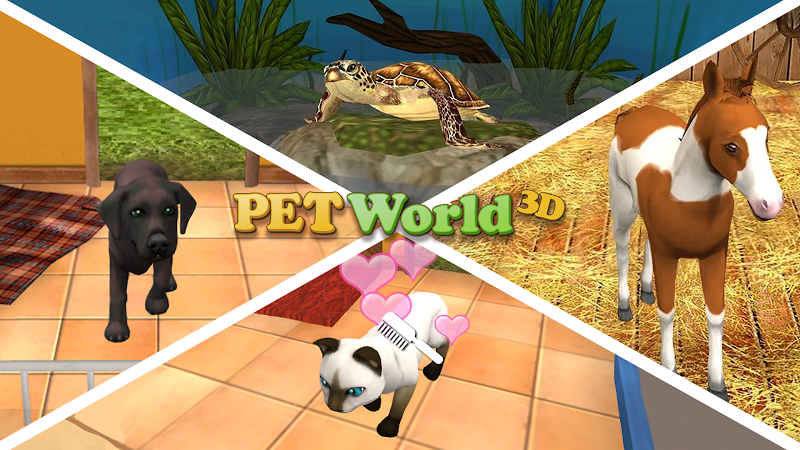 Pet World – My Animal Hospital – APK MOD HACK – Dinheiro Infinito