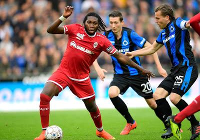 Antwerp - Club Brugge een strijd om de eer, de titel en de meest gunstige Europese plek