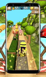 Banana Minion Adventure Run : Legends Rush 3D - náhled