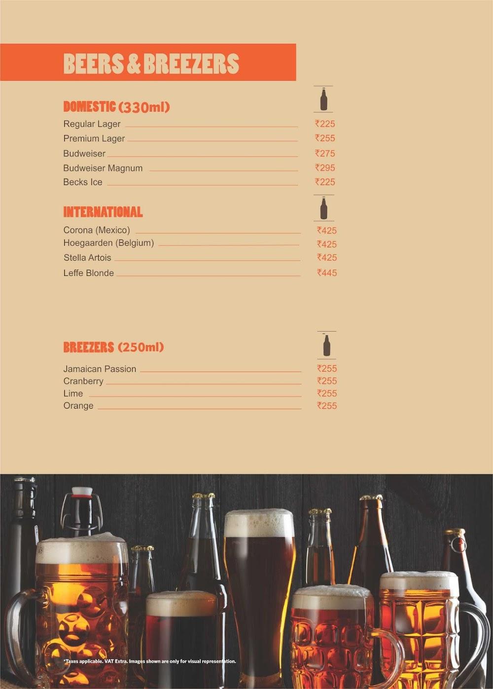 Barbeque Nation menu 7