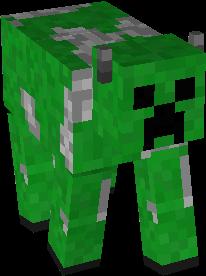Cow Nova Skin
