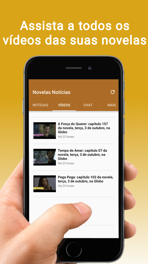 Novelas not cias android apps on google play for App noticias android