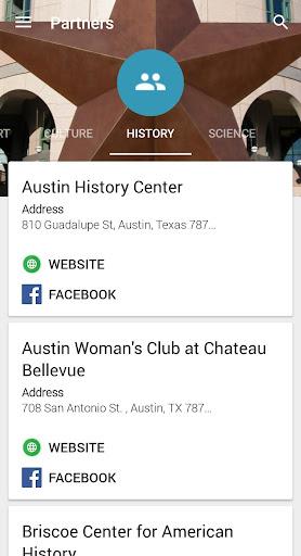 Austin Museum Partnership  screenshots 3