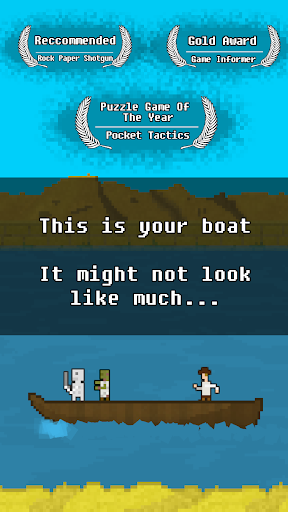 You Must Build A Boat - screenshot