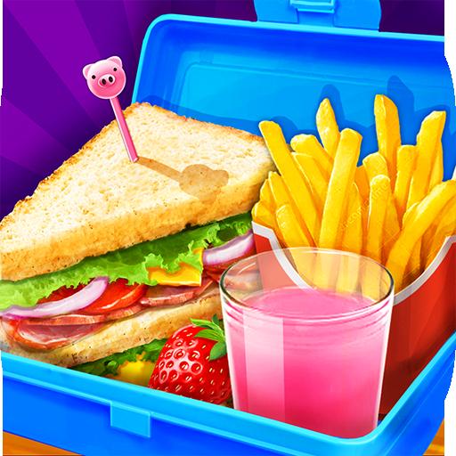 School Lunch Food Maker 2 APK