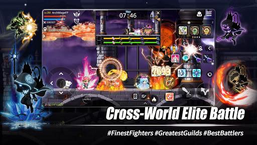 Code Triche MapleStory M - Open World MMORPG APK MOD screenshots 4