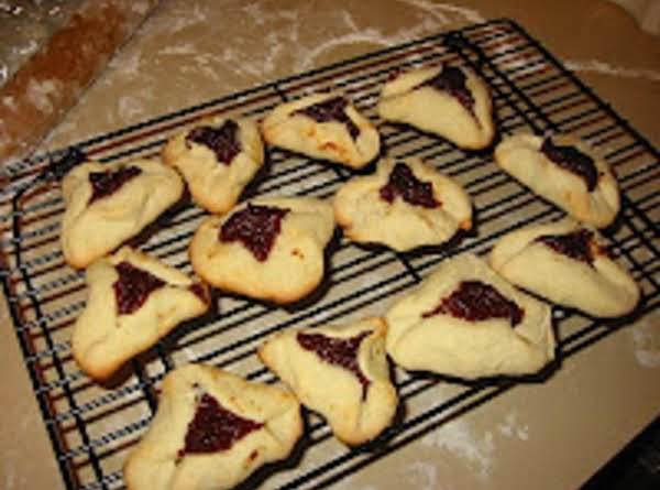 My Mother's Date Pocket Cookies Recipe