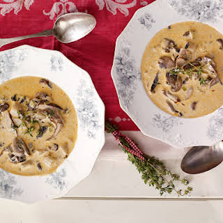Potato Soup With Cream Of Mushroom Soup Recipes.