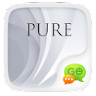 (FREE) GO SMS PRO PURE THEME