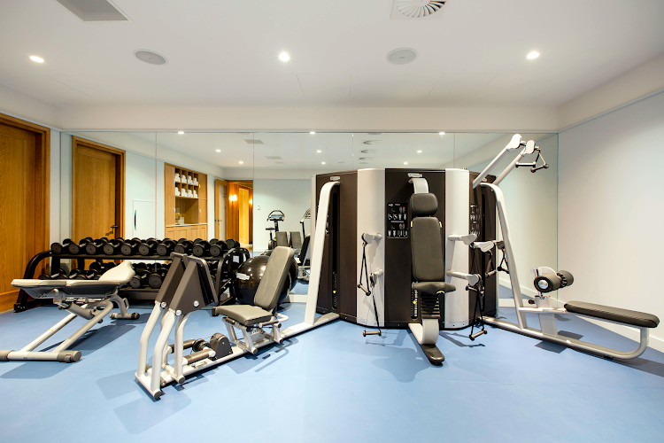 Gym at Hotel TWENTY EIGHT