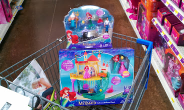 Photo: It was a tough choice, but what little girl wouldn't love The Little Mermaid Castle and Story Gift Set?