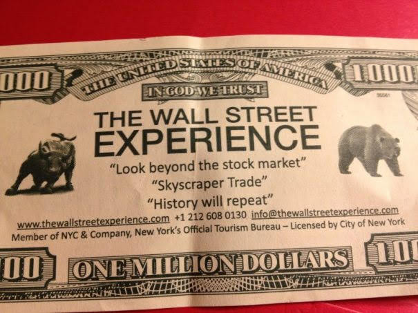The Wall Street Experience