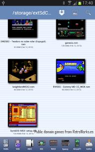 fMSX – Free MSX Emulator Apk Download For Android 6