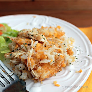 Shredded Chicken Rice Casserole Recipes.