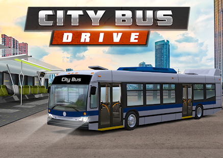 City Bus Drive - náhled