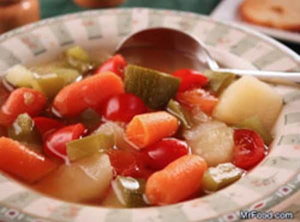 Skinny Soup Recipe