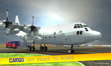 Cargo Plane City Airport 1.0 screenshot 69654