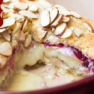 Cranberry Baked Brie – Low Carb Grain Free THM S