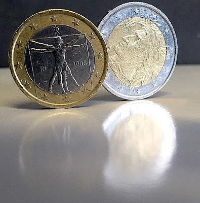 Il bicolore dei soldi di mcris