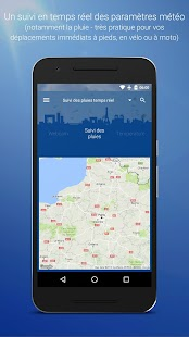 Météo Paris- screenshot thumbnail