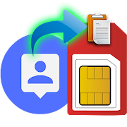Contacts to SIM Card - Manage your contacts