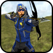 Grand Arrow Hero Survival: Superheroes Rescue 1.1