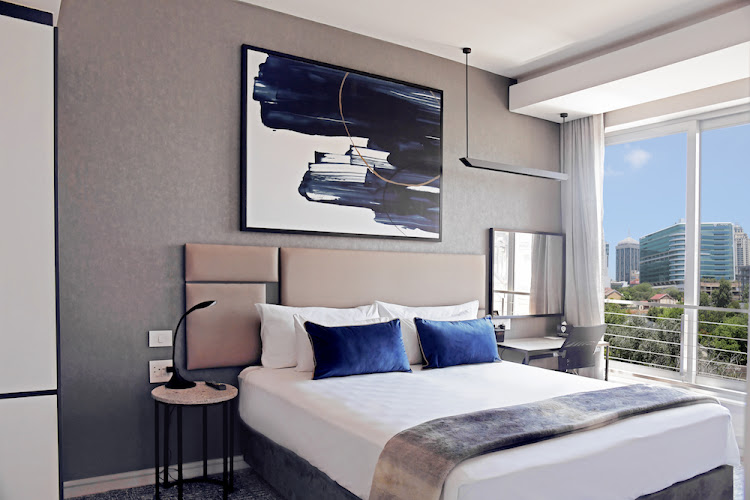 High-powered lifestyles are best suited to high-powered living at The Capital. Picture: SUPPLIED