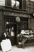 """Photo: Cabret """"Au Port-Salut"""", 163 bis rue des Fossés- Saint- JAcques (5 arr), 1903"""