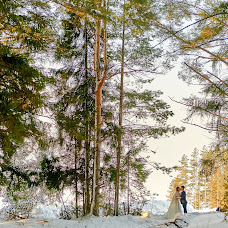 Wedding photographer Aleksey Boroukhin (xfoto12). Photo of 11.02.2018