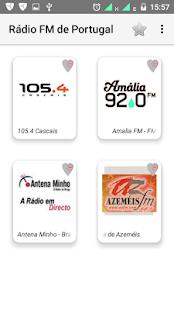 Radios FM Portugal - náhled