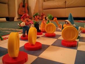 Photo: Super Mario Chess