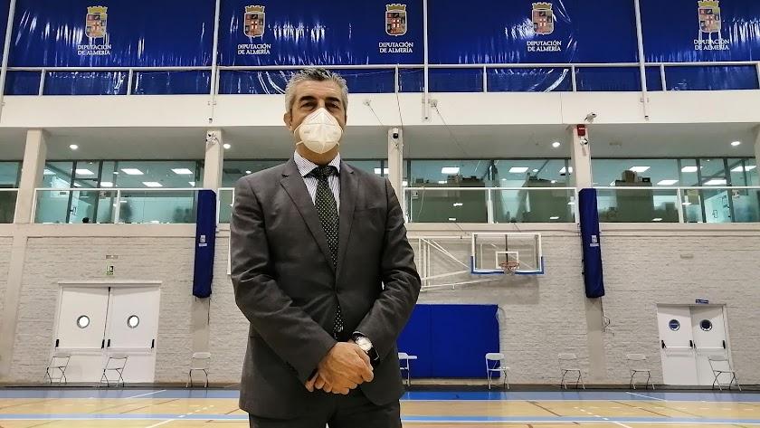 El presidente de Unicaja Costa de Almería ha confirmado la noticia.