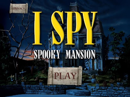 I SPY Spooky Mansion- screenshot thumbnail