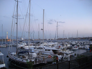 Photo: Messina Marina.
