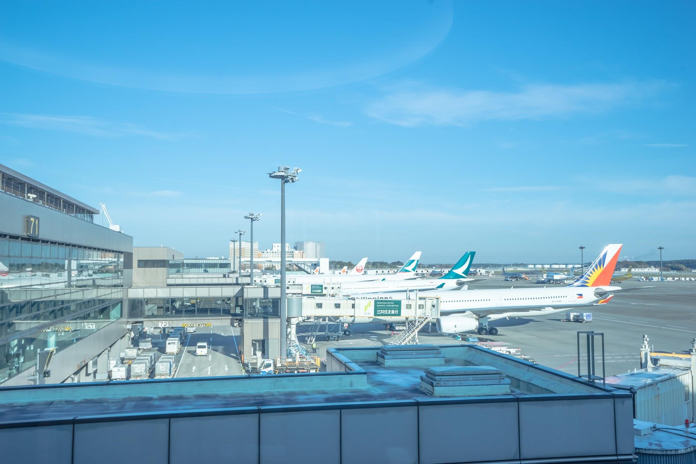 Narita airport1