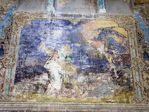 Photo: Торопово. Церковь Воскресения. Фреска жертвоприношение Авраама