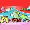 M=matte