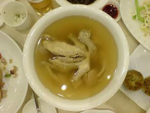 Zdjęcie: Zupa z gołębi - Pigeon soup (fot.  Peter Paul Elfferich - Flickr)