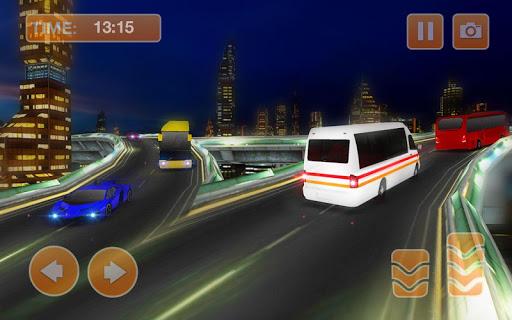 Mini Bus Coach Simulator 17 - Driving Challenger 1.3 screenshots 2