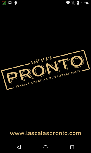 LaScala's Pronto