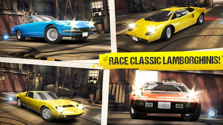 CSR Classics Mod v1.9.0 Apk (Unlimited Money) - screenshot