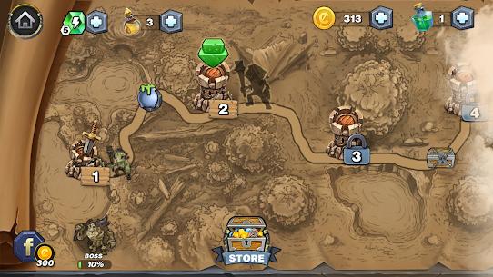 Magic Siege – Defender v1.8.15 (Free Shopping) APK 3