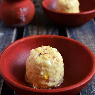 Easy bread kulfi recipe | Quick badam kesar kulfi.