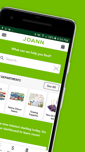 JOANN - Shopping & Crafts 6.1.4 screenshots 2
