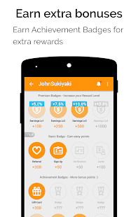 cashKarma Rewards & Gift Cards - náhled