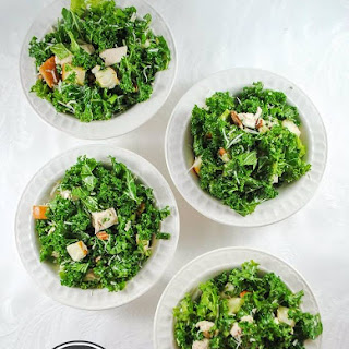 Green Kale Salad Recipes